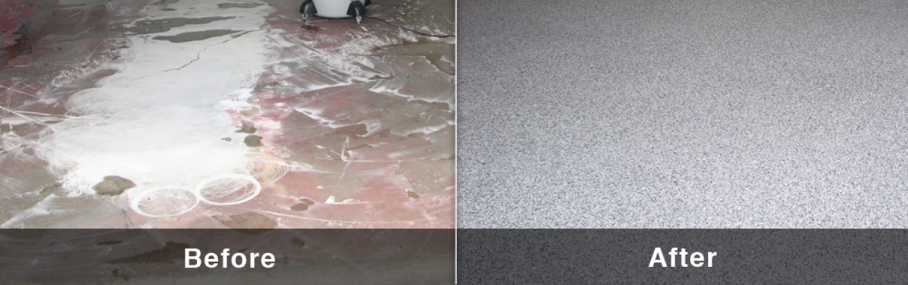 Granitex <br />Flooring Systems